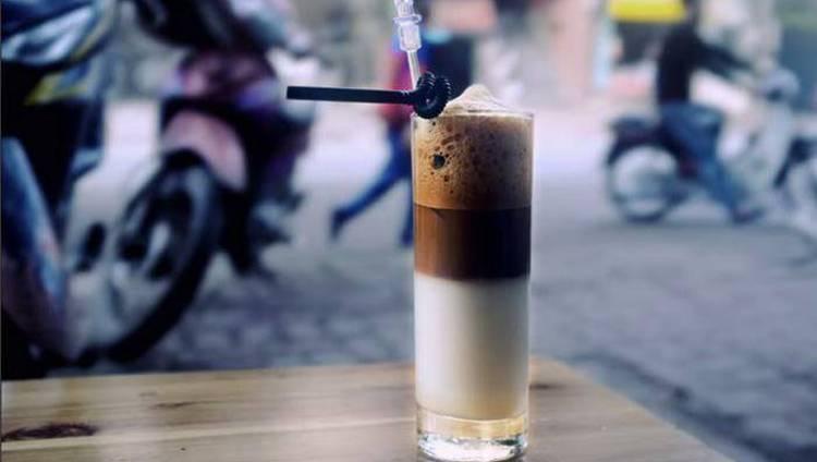 pha cà phê không cần phin