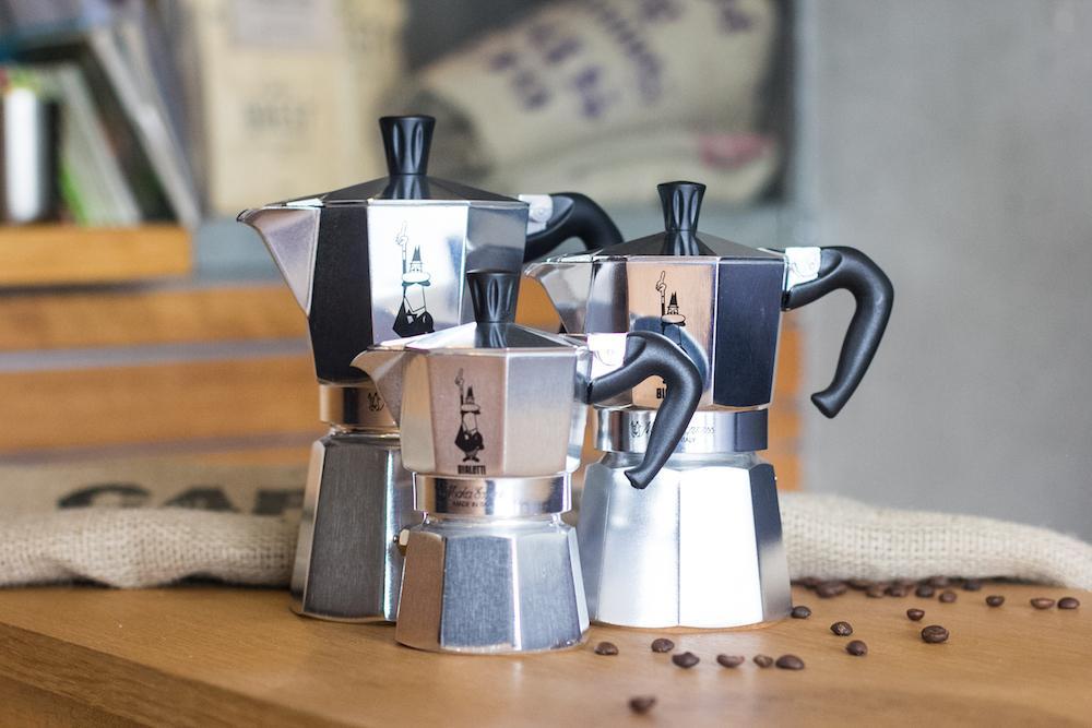 Ấm pha cà phê Moka Express có tốt không