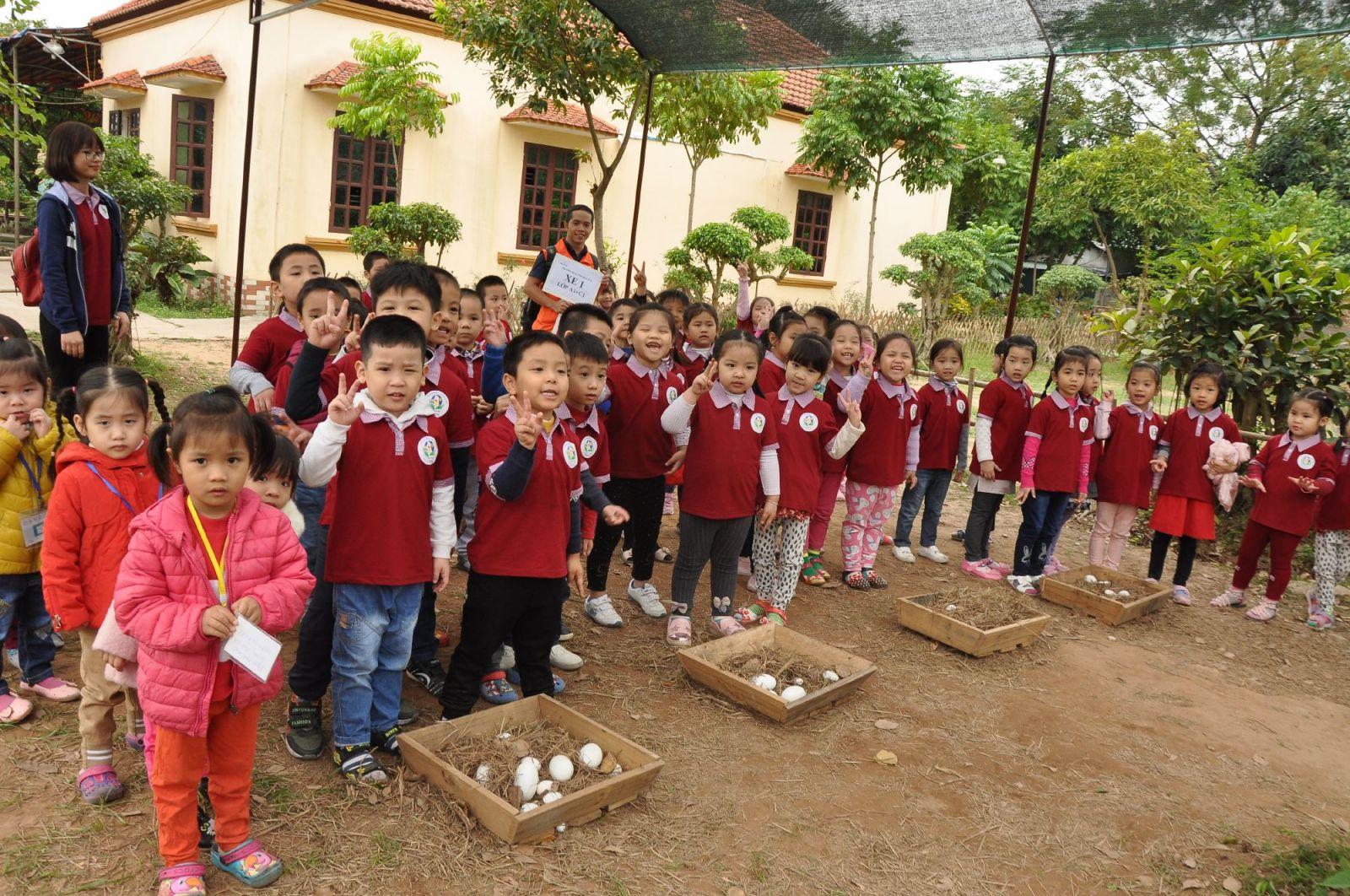 du lịch trải nghiệm cho học sinh