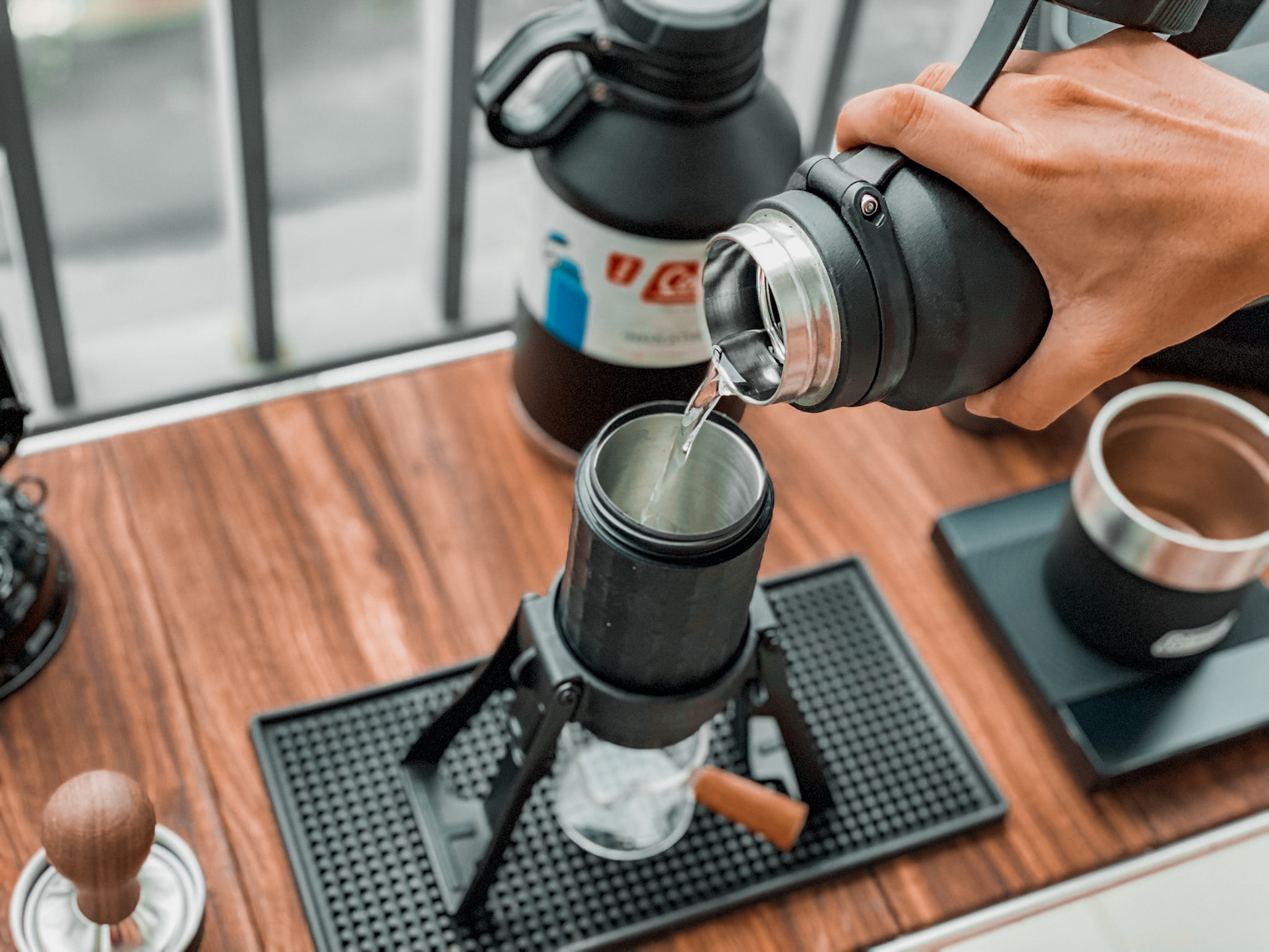 máy pha cà phê tại nhà