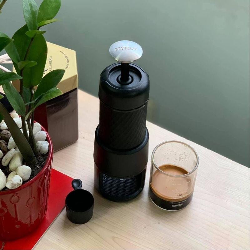 máy pha cà phê du lịch