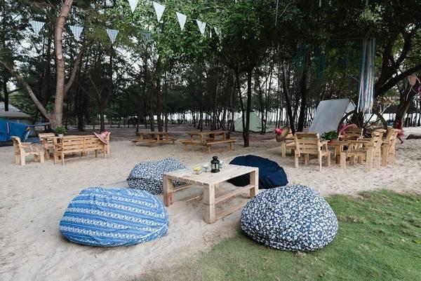 địa điểm cắm trại qua đêm gần tp hcm